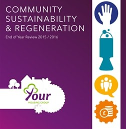Community sustainability regeneration